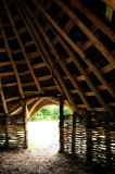 Inside the Crannog, Brigit's Garden