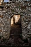 The old doorway
