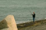 A lone fisherman - Iascaire aonair.jpg