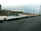 Beetle boats in October