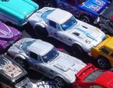 Corvette Hot Wheels car show