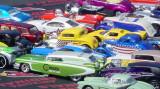 Hot Wheels car show
