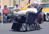 motorized easy chair