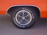 1969 Chevelle wheel