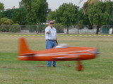 model airplanes and flying machines
