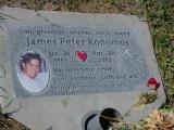 visiting James Peter