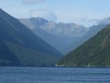 Lake Rotoiti. Nelson Lakes N.P.
