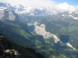 Vista desde el Manlichen