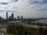 View from Kings Park