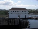 Canal. Esclusas de Miraflores