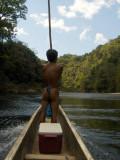 Navegando por el Chagres