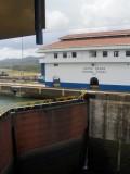 Canal. Esclusas de Gatún
