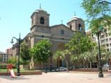 Plaza y Iglesia del Portillo