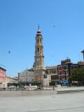 Plaza de la Basilica del Pilar