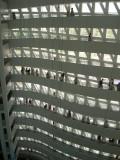 Interior de la Torre del Agua