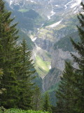 Vista desde Murren