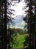 Ruta de Murren a Lauterbrunnen