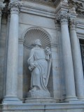Entrada a la Catedral