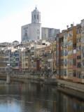 Riu Onyar i Catedral