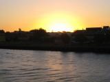 Sunset on Wanganui