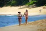 The long and short of it, Ehukai Beach, Oahu