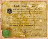Retail license with Kamehameha Seal