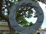 Hawaiian Calendar wheel.