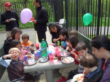 Jacob's party in full swing