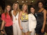 model Mateea Marasescu, Ramona Niculescu, Diana, designer Oana Savescu, model Laurette Atindehou
