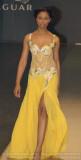 Bucharest Fashion Week 2008Oans by Oana Savescumodel Laurette Atindehou