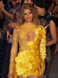 Bucharest Fashion Week 2008Laura Olteanu & Mihai Albumodel Claudia Neghina