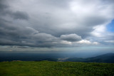 heavy clouds, stormy weather...
