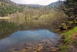 le lac de Retournemer (Vosges)