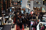 Christmas shopping, la Rinascente - 2180
