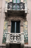 Casa Galimberti, via Sirtori, Art Nouveau in Milan - 2559