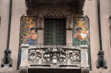 Casa Galimberti, via Sirtori, Art Nouveau in Milan - 2562