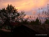 My ex window view (yeah, that cloud is strange ;)