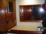 fwd cabin - vanity to strbd