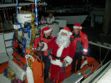 Santa & Elf crew
