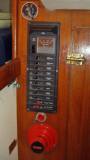 30C  12V battery & breaker switches