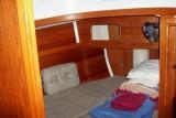 fwd cabin double berth