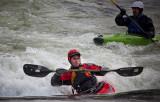 Kayaking on the Delaware River 2008