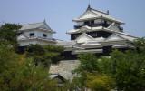 Matsuyama Castle.