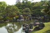 Garden Nioh castle.