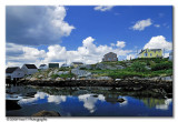 Peggy's Cove town ...