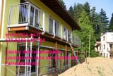 Protezione terrazza in acciaio inox realiziamo su misura