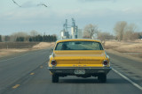 Yellow Car  ~  March 24