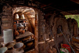 Gossman Pottery Wood Kiln  ~  May 6