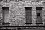 Old Wall B&W  ~  May 24