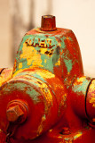 Fire Hydrant  ~  May 26